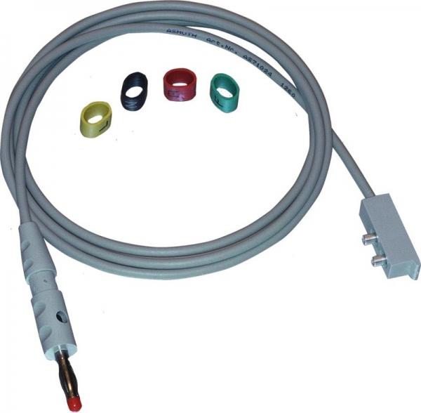 Ersatz-Patientenleitung. für Diagnose-EKG-Kabel