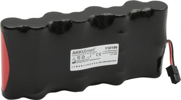 Akku für Siemens SC6002XL/SC6802XL/ Delta