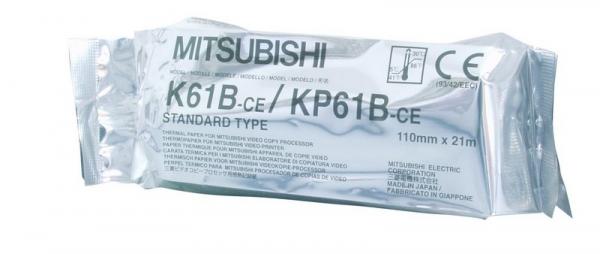 Original Mitsubishi-Printerpapier K61B