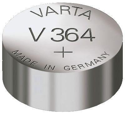Hörgerätbatterie, IEC-Norm 364
