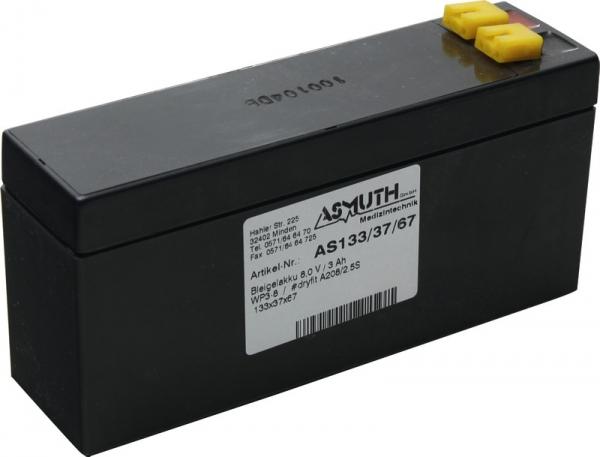 Orig. Sonnenschein-Akku für Air-Shields TI500