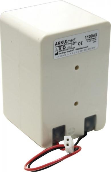 Akku für Ivac Infusionspumpe 561/565/566