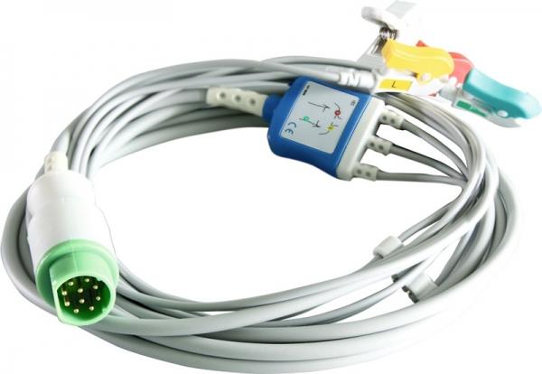 3adriges Monitor-Komplettkabel zu Siemens