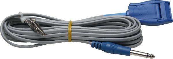 Anschlusskabel f. Neutralelektroden