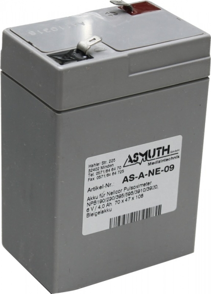 Akku für Nellcor Pulsoximeter NPB190/290