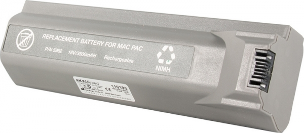 Akku für Hellige MAC3500/5500