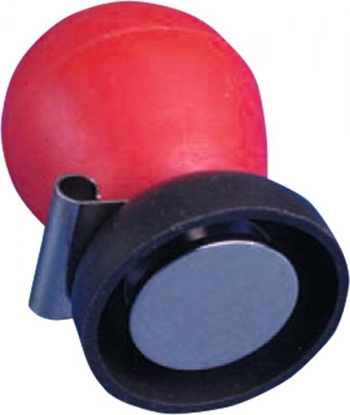 Brustwandsaugelektrode rot 30 mm