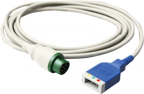 3adriges Monitor-Stammkabel zu Siemens