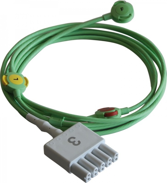 EKG-Monolead-Kabel für Multimed