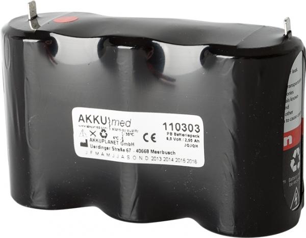 Akku für Corometrics Monitor 502EL