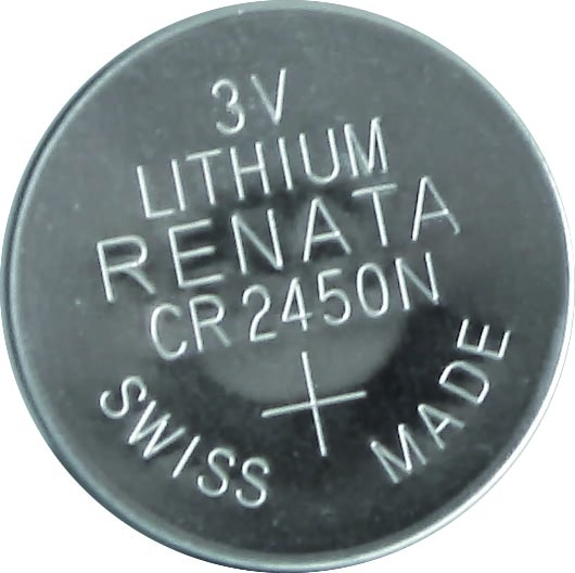 Lithium-Batterie CR2450