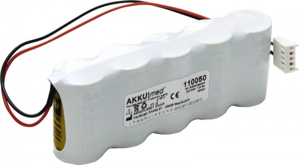 Akku für Fresenius MCM 500 / 500D