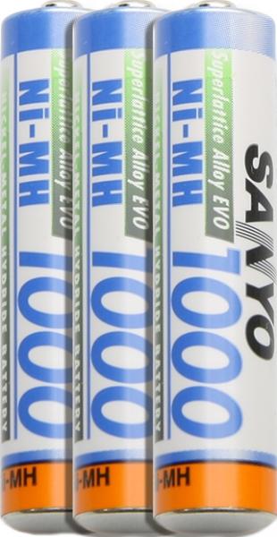 M7MH AAA Micro NiMH 1,2V 1000mAH