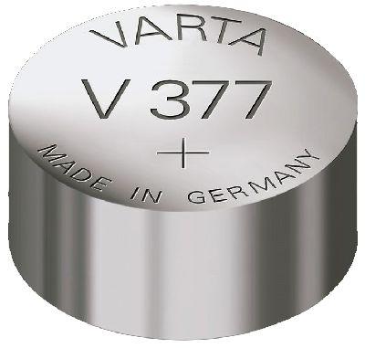 Hörgerätbatterie, IEC-Norm 377