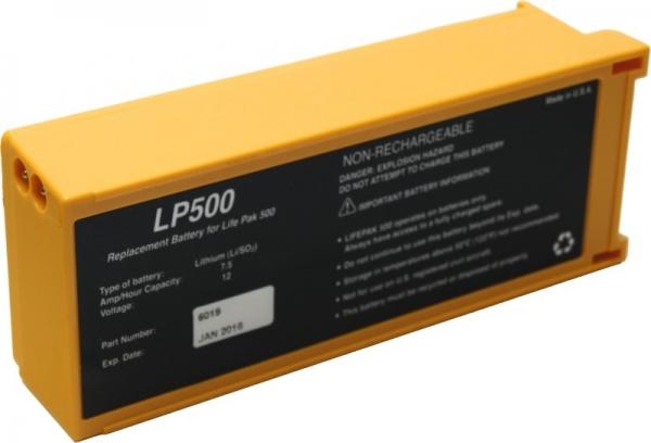 Batterie zu Physio Control Lifepak 500