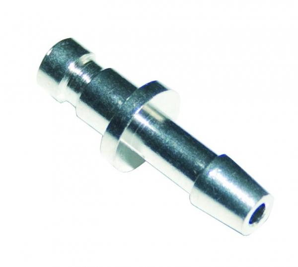 Bajonettverbindung #330060 auf 5/32 Zoll, Metall VE: 5 Stück