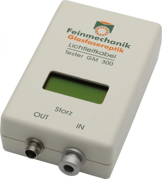 Lichtleitkabel-Tester GM300