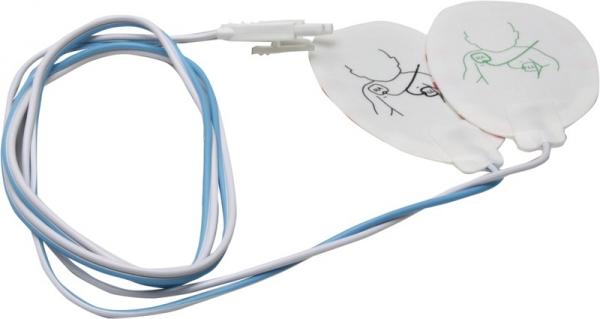Defi-Elektroden-Paar Kinder