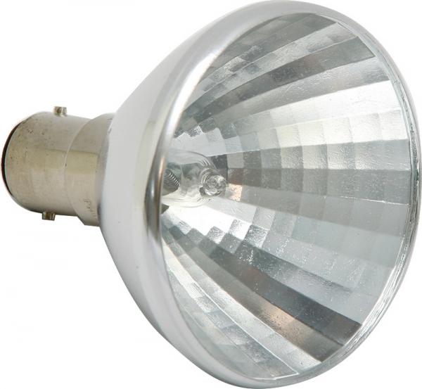 Halogenglühlampe mit Reflektor, 6V, 35W