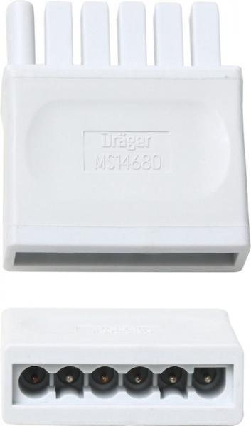 Original Dräger Adapterkabel von Monolead auf Multimed