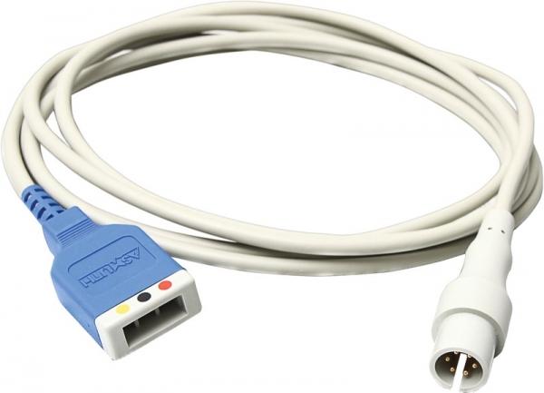 5adriges Monitor-Stammkabel zu Datascope rt/sch/ge/gr/w
