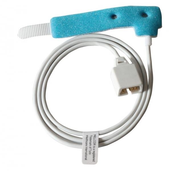SpO2-Sensoren zu Nellcor, mehrfach platzierbar