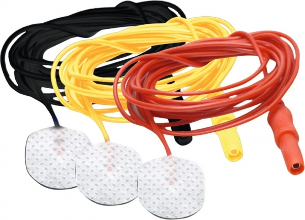 Einmal EEG/EMG-Elektrode