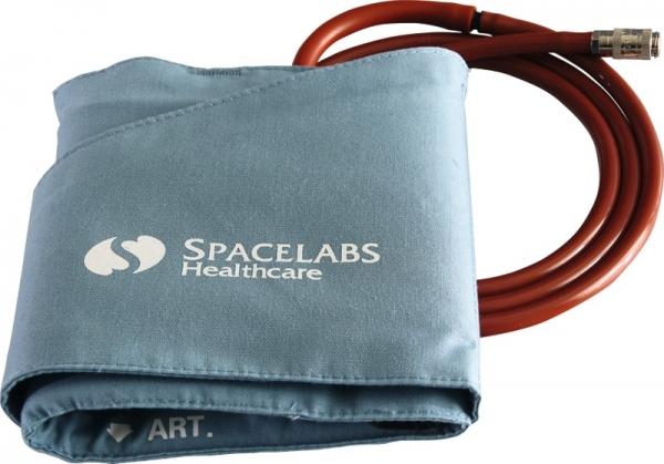 Orig. Spacelabs Langzeit -Blutdruckmanschette, Einschlauch 24-32cm