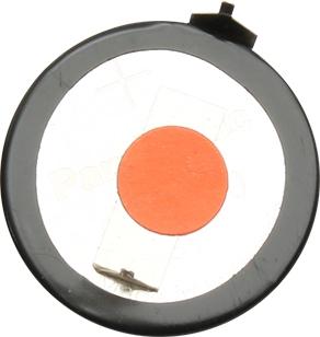 Lithium-Knopfzelle für Hellige MAC1200