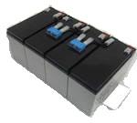 Akku für USV-Anlagen passend für APC RBC8, 12V/7,2Ah